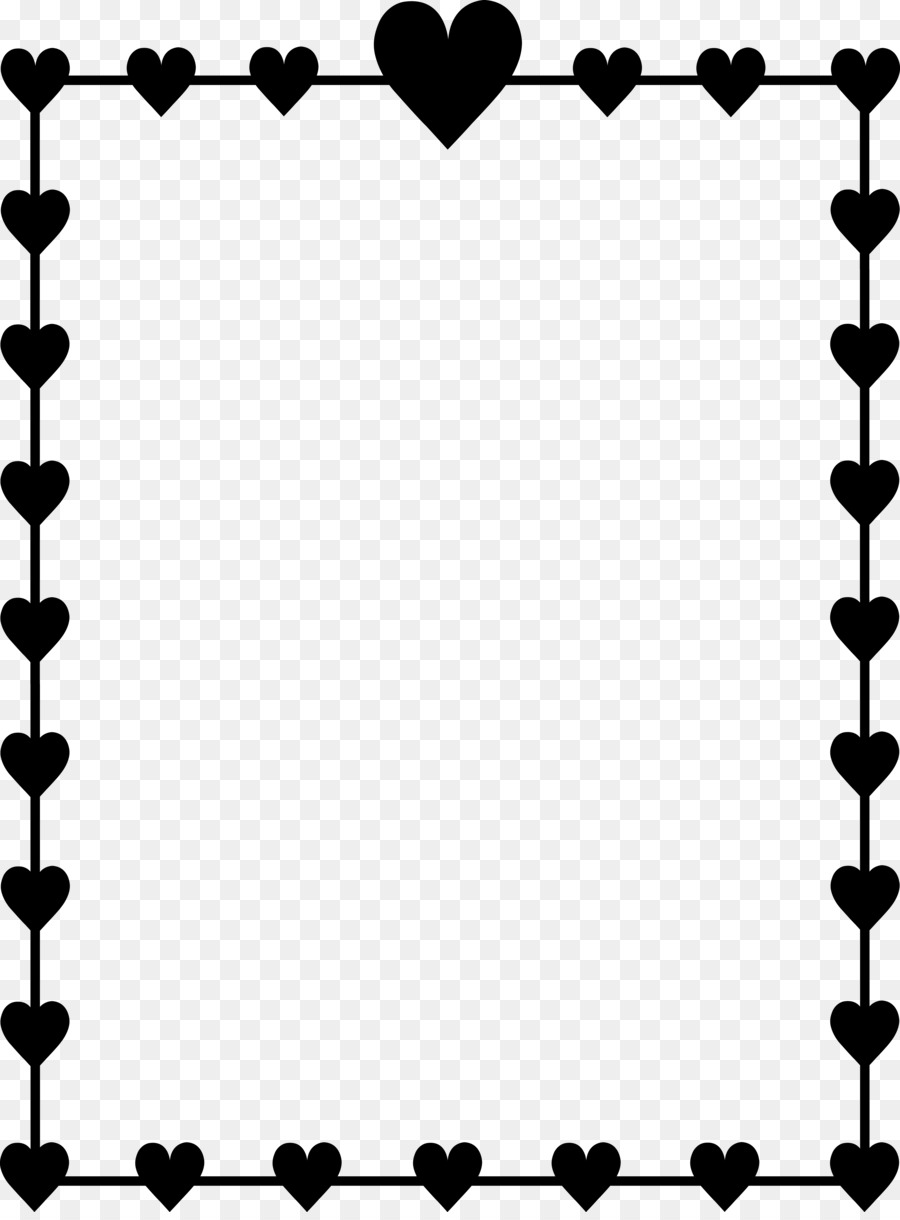 And White Border Black Ghost