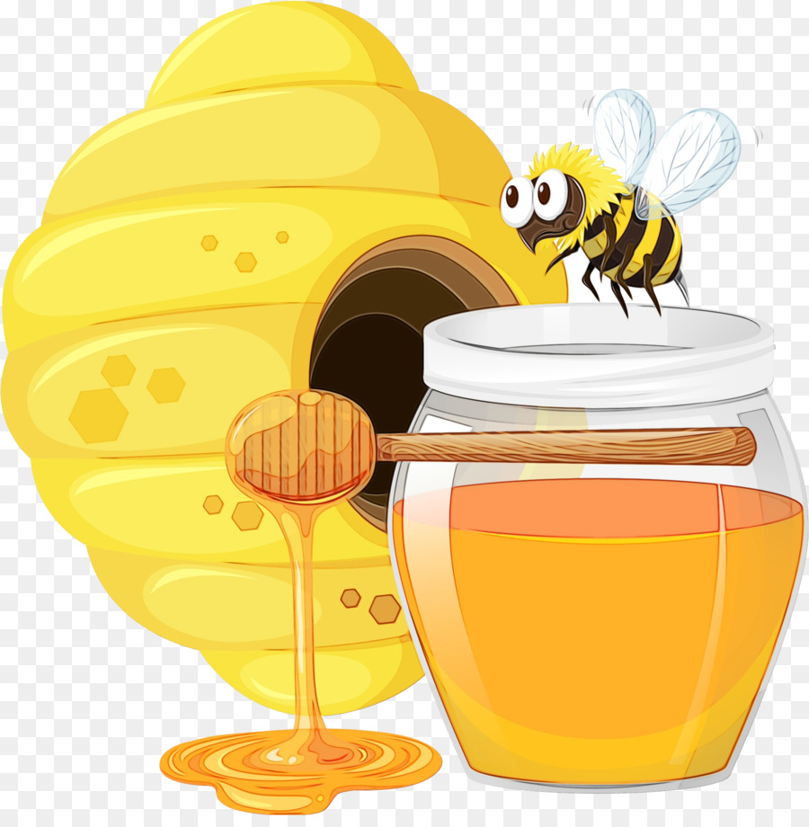 Bee Cartoon Png Download 1925 1939 Free Transparent Watercolor Png Download Cleanpng Kisspng