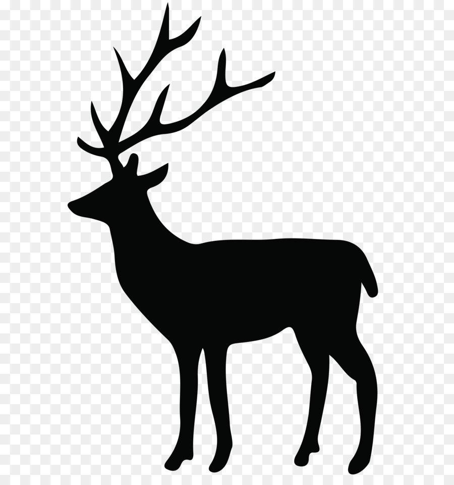 Reindeer Antlers Printable