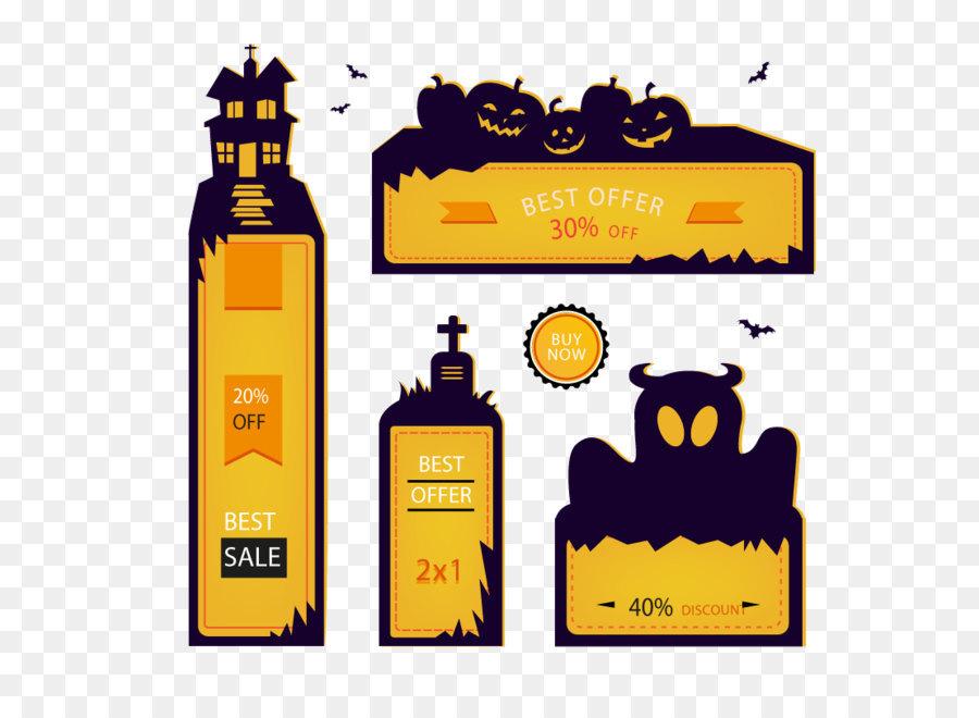 Halloween Banner Png