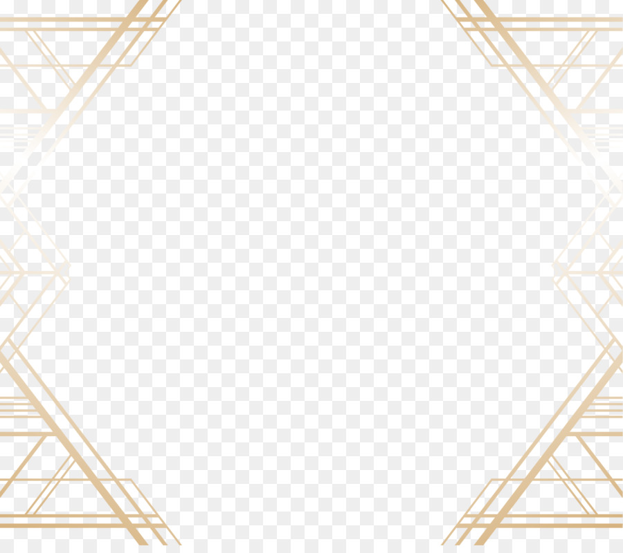 Shading Euclidean Vector Line Vector Painted Gold Frame