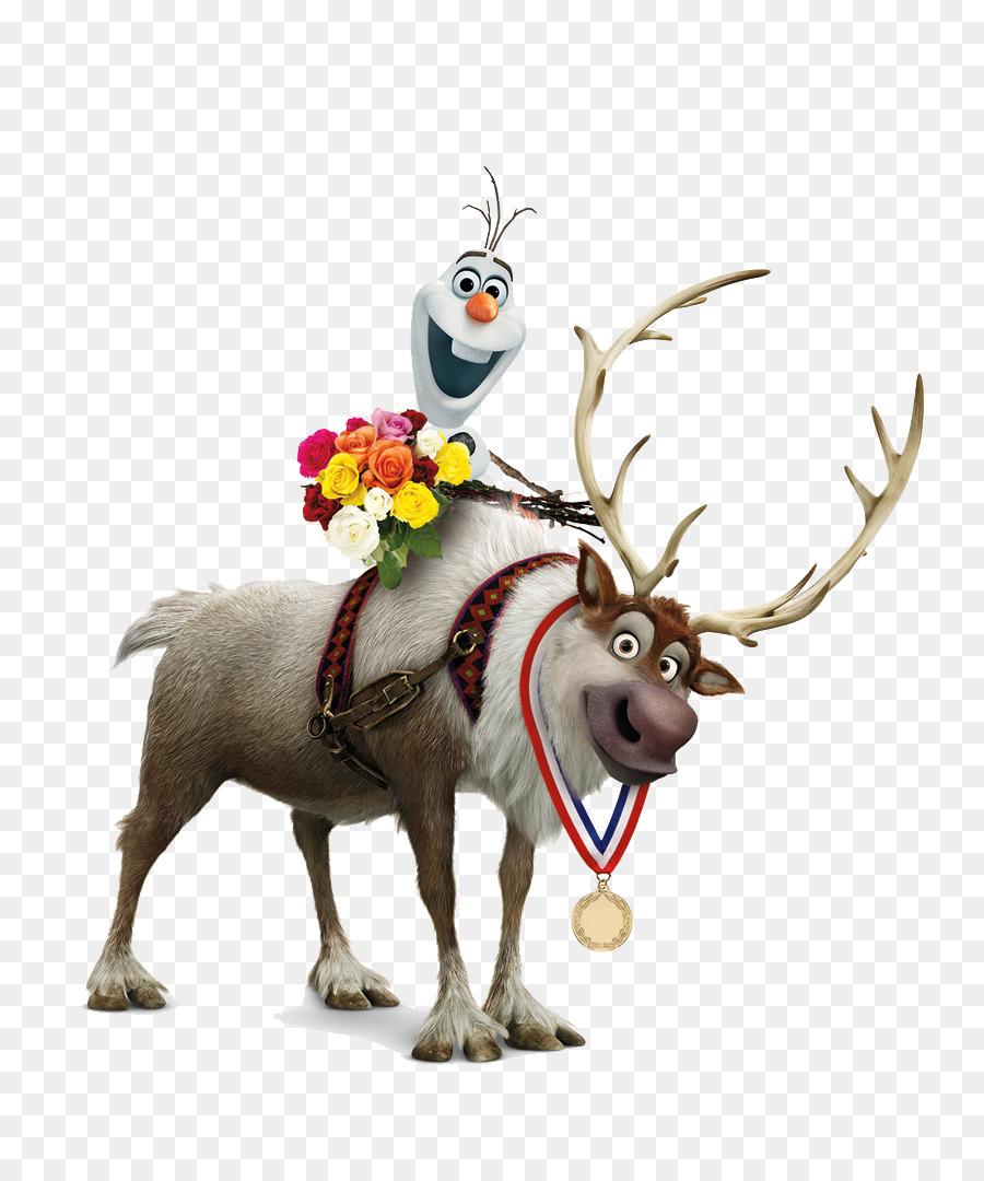 Kristoff Elsa Anna Olaf Frozen Sven PNG Image Png