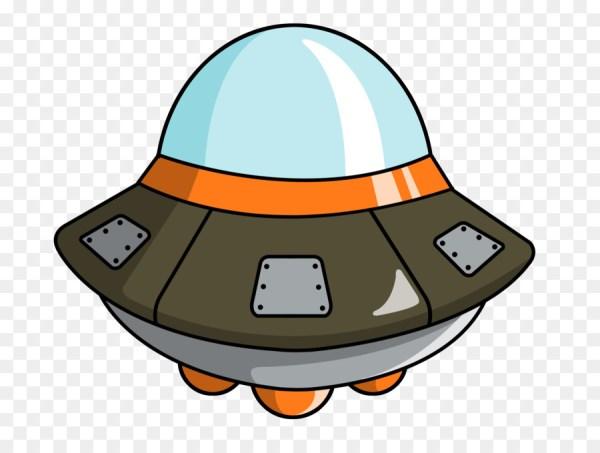 Flying saucer Cartoon Spacecraft Unidentified flying