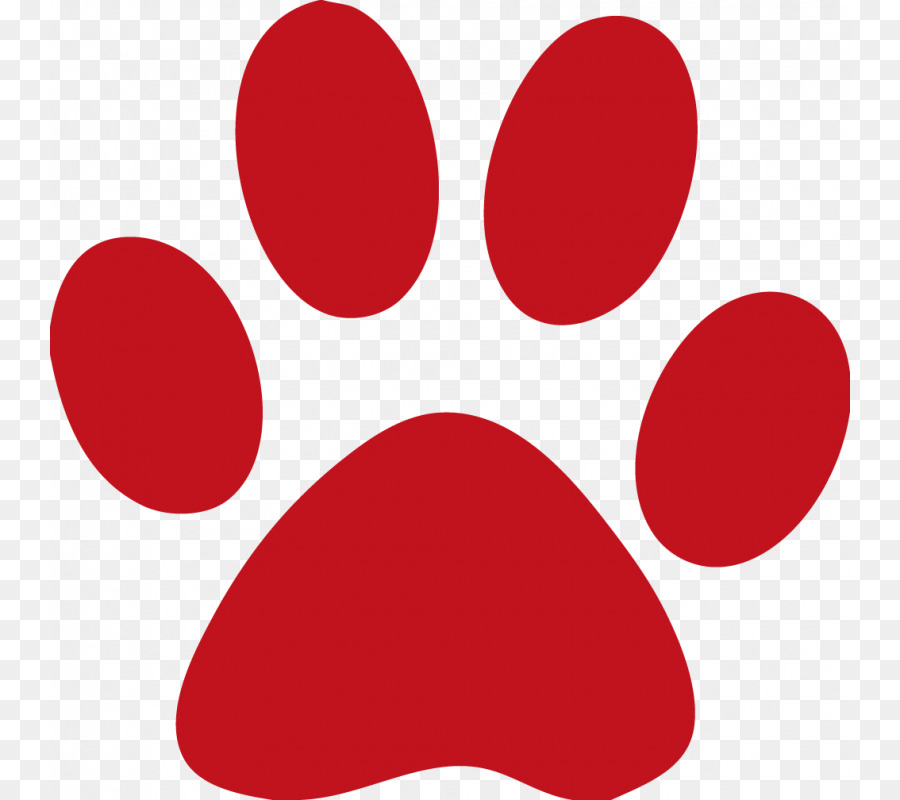 Paw Print Transparent Background