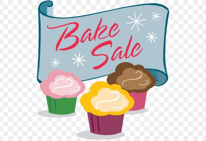 Bake Sale Baking Sales Clip Art Christmas Baking Cliparts Png