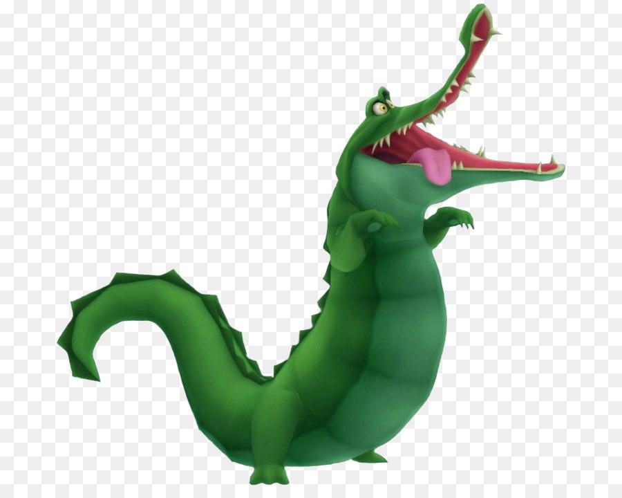 Peter Pan Captain Hook Crocodile Tick Tock Croc Character