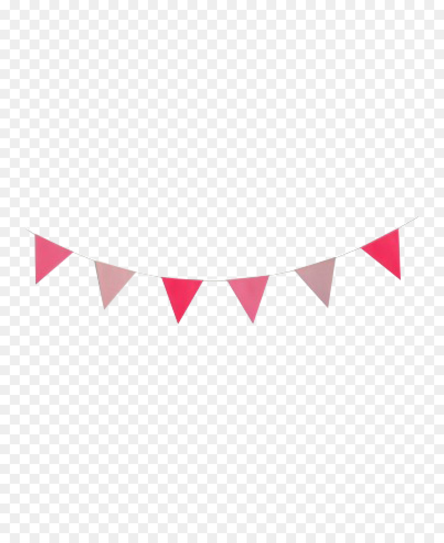 Party Garland Confetti Birthday Pink Garland Png