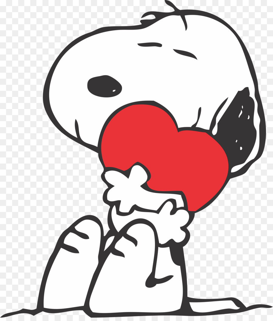 Snoopy Charlie Brown Woodstock Valentines Day Peanuts