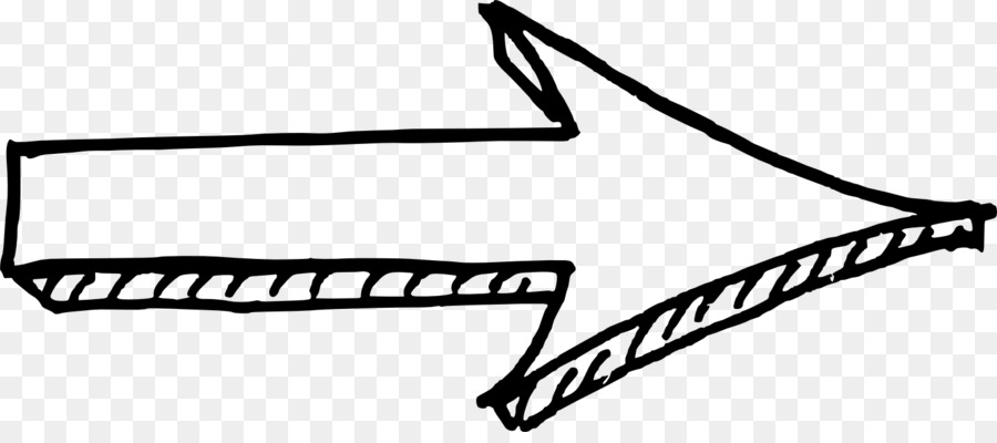 Drawing Arrow Sketch Sketch 1518 657 Transprent Png Free Download Angle Area Monochrome