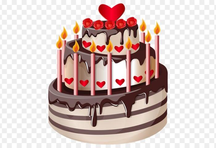 Birthday Cake Wish Happy Birthday To You Happiness Birthday Cake