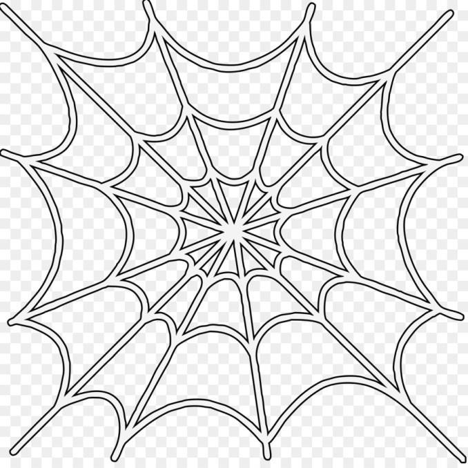 Spider-Man Drawing Clip art - spider web 2400*2400