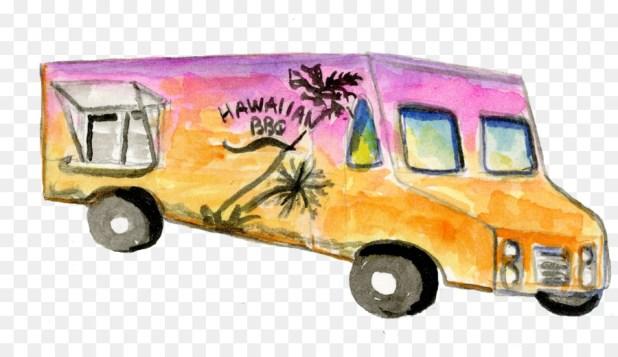 Hawaiian Fiesta Food Truck