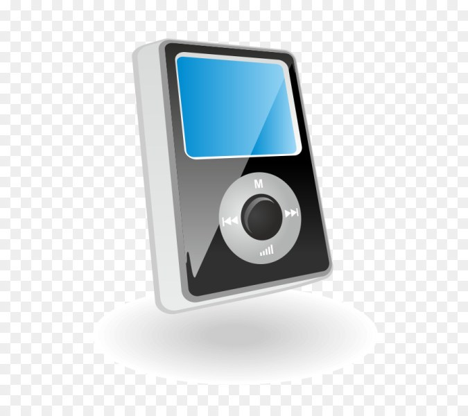 MP3 player Computer Icons Clip art   players vector png download     MP3 player Computer Icons Clip art   players vector