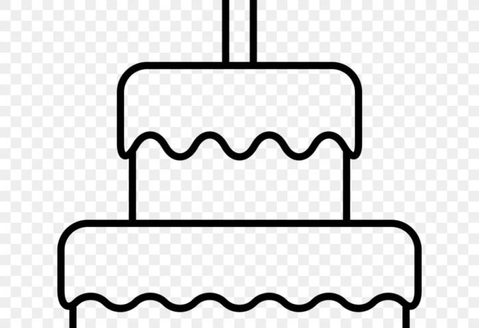 Birthday Cake Torte Drawing Clip Art Cake Png Download 10001000