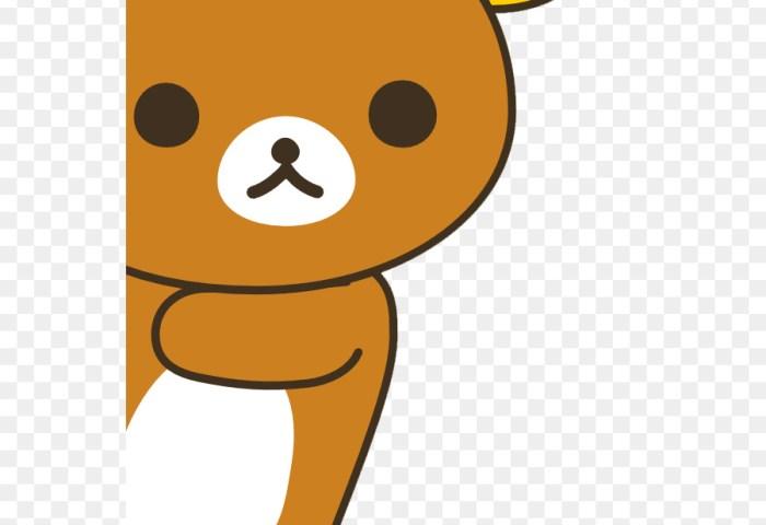 Rilakkuma Bear Hello Kitty San X Desktop Wallpaper Bear Png