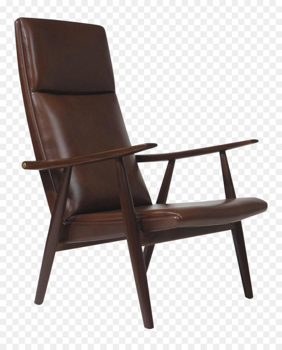 eames chaise de salon de meubles modernes du milieu du siecle danois moderne president
