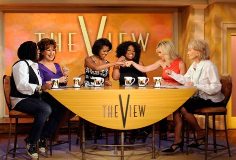 "How to get on ""The View"" TV show? Seriously."