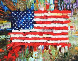"""""""American Pride"""" patriotic art"""