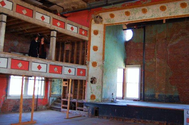 Dreamland Ballroom by Kerry McCoy