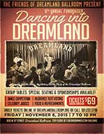 Dancing into Dreamland Fundraiser on its way!