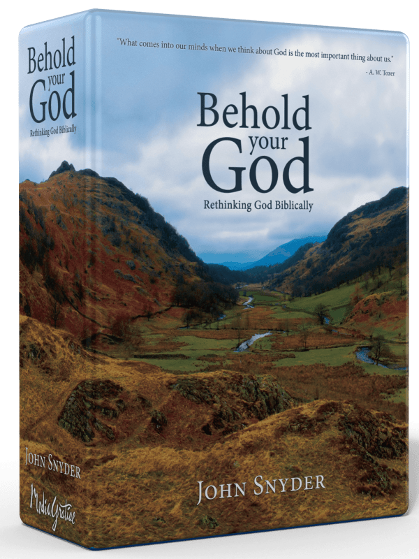 Behold Your God Set and Teacher's Guide - Banner of Truth
