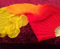 worship-fan-red-orange-yellow
