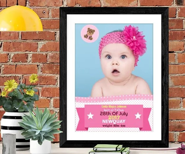Baby Girl Posters