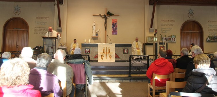 2018-03-29 - Jeudi saint, célébration et adoration