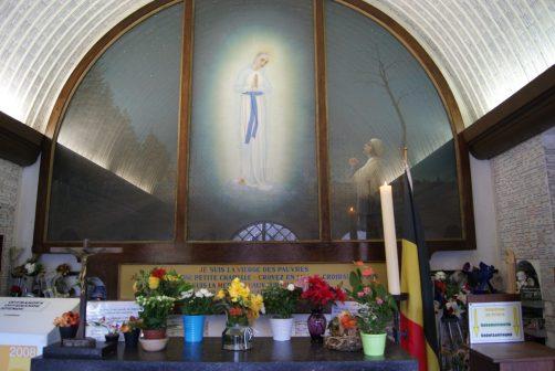 Chapelle des Apparitions
