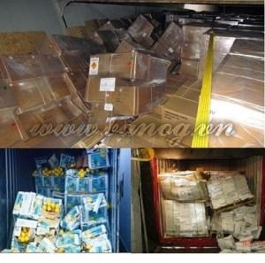 Tổn thất hàng hóa trong vận chuyển