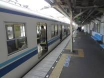JR Train Noda-Shi. 2013. Foto: Pedro Henrique.