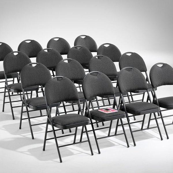fällbara klappstolar konferensstolar toronto