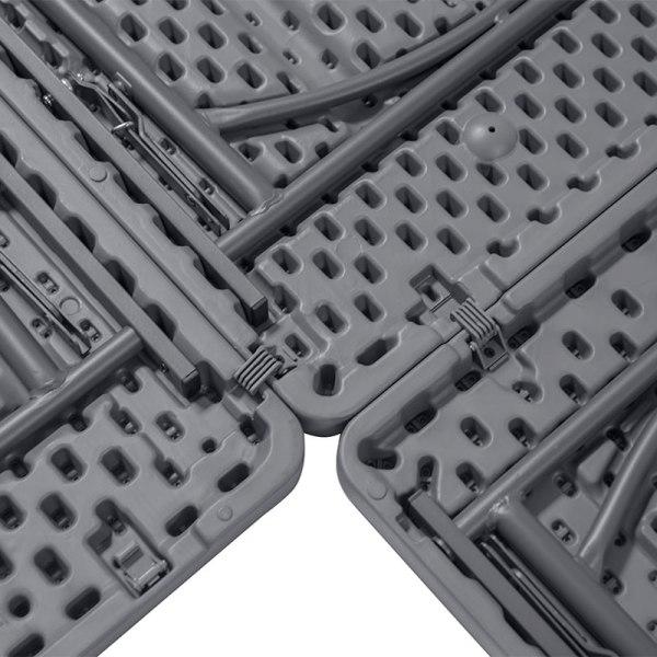 Fällbart plastbord - XL – New classic ihopkopplad