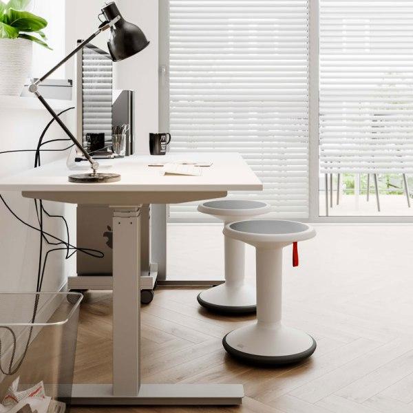 höj & sänkbart skrivbord