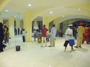 One of many ocassions that the hall is used for (functions, training etc)