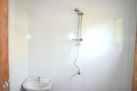 New en-suite bathrooms in all accommodation blocks