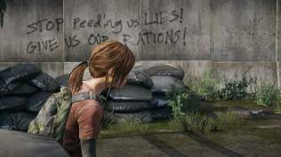 Really enjoyed the graffiti in the cities.