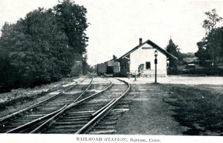 Bantam Railroad Station
