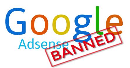 Cara Pasang Adsense di Blog dibanned