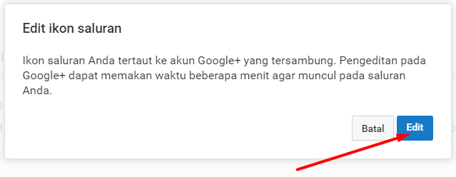 Cara Ganti Channel Youtube Terbaru 2016