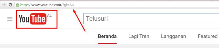 Negara Youtube pilih