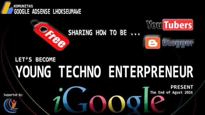 Let's Become Young Techno Enterpreneur