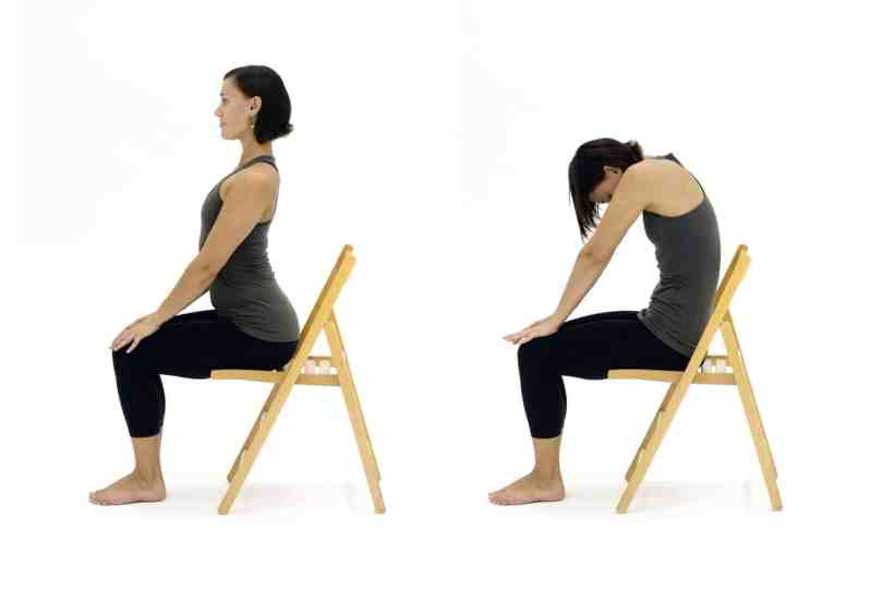Exercises to massage your back