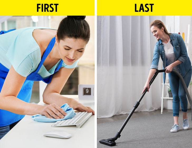 Amazing tricks to clean your home: Best cleaning hacks