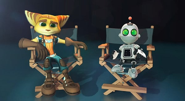 Ratchet and Clank the movie hits UK cinemas in April later this year