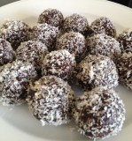 coconut bliss balls