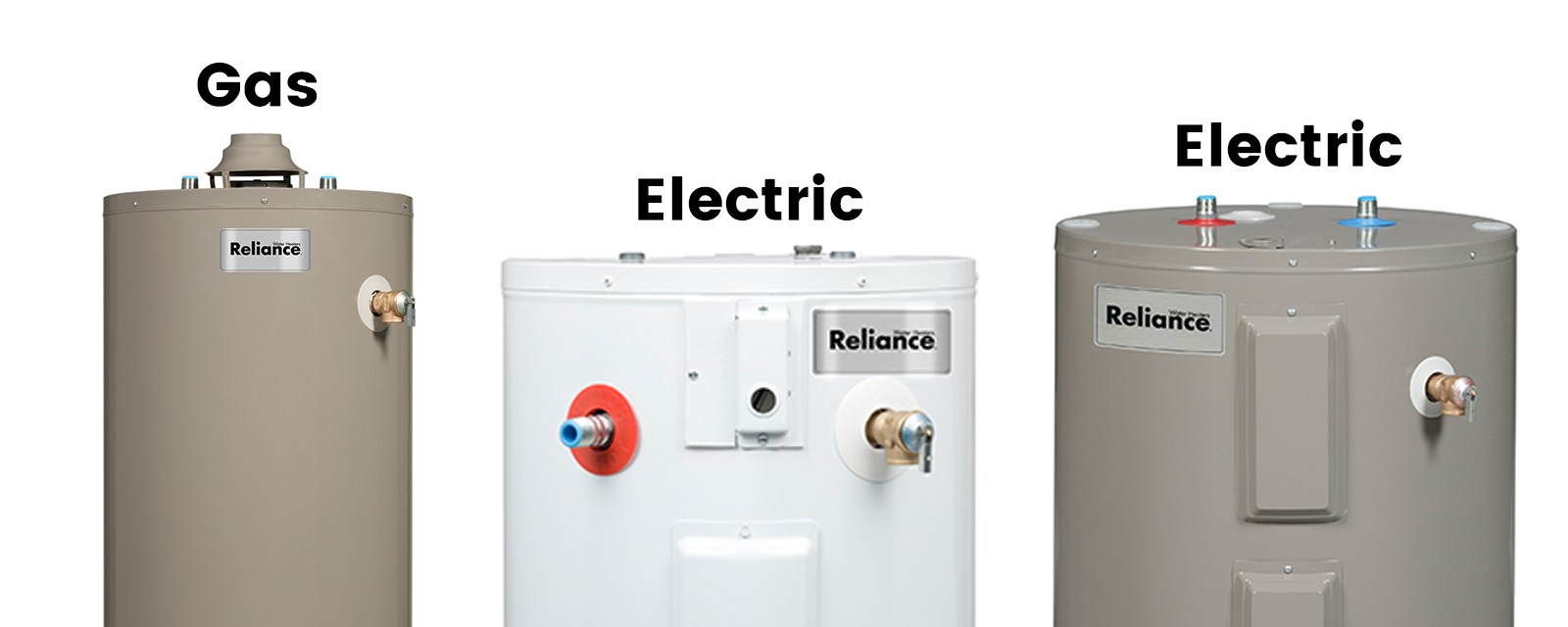 Water Heaters Wider
