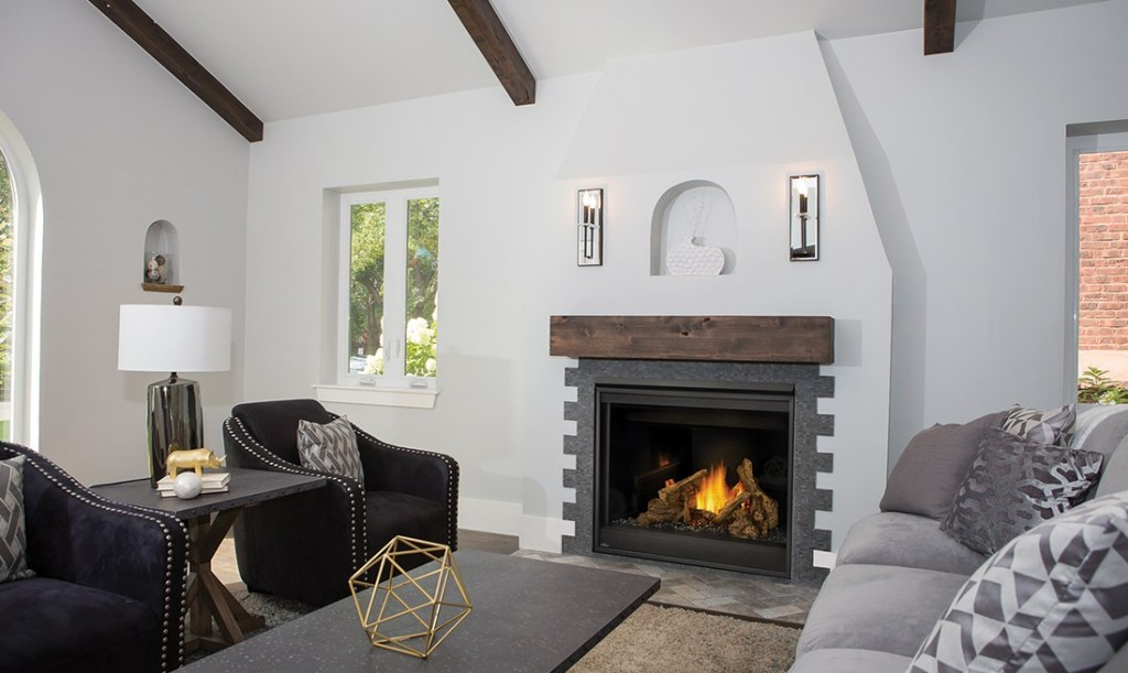 Gas Fireplaces by Napoleon
