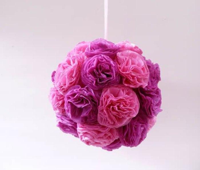 цветочный шар8