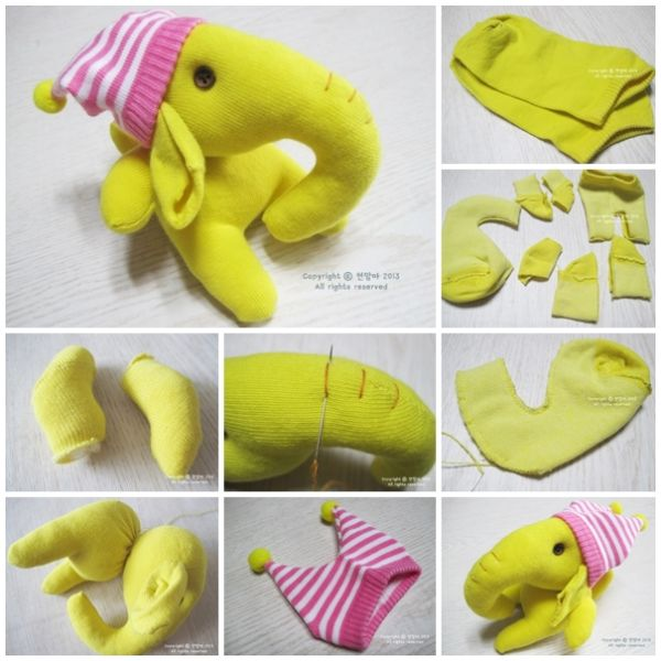 Sock-Elefhant-F